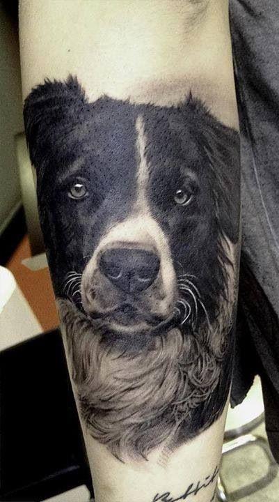 Tatuajes De Perros Para Hombres (7)
