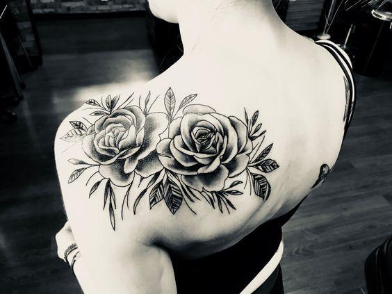 Tatuajes En Ehombro Mujeres (7)