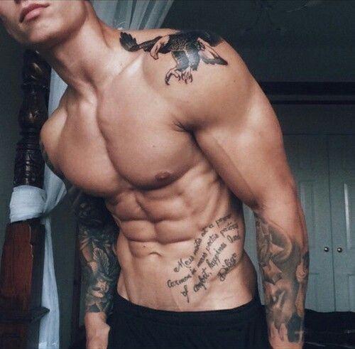 Tatuajes En El Hhombro Hombres (1)