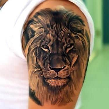 Tatuajes En El Hhombro Hombres (4)