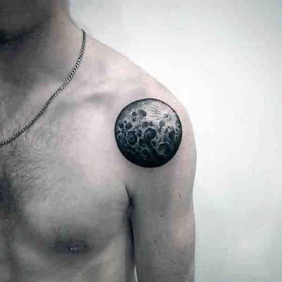 Tatuajes En El Hhombro Hombres (5)