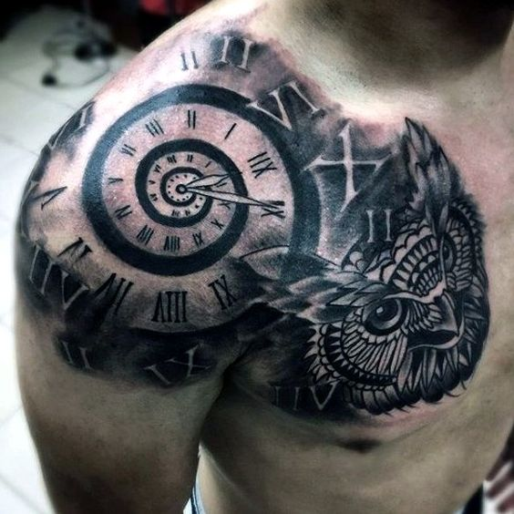 Tatuajes En Los Hombros (3)