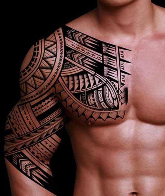 Tatuajes En Los Hombros (5)