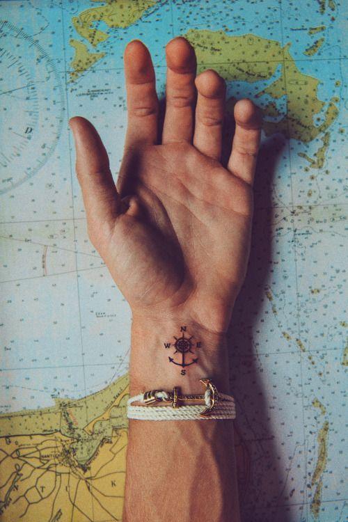 Tatuajes Minimalistas Para Hombres (5)