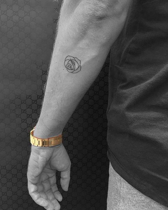 Tatuajes Minimalistas Para Hombres (7)