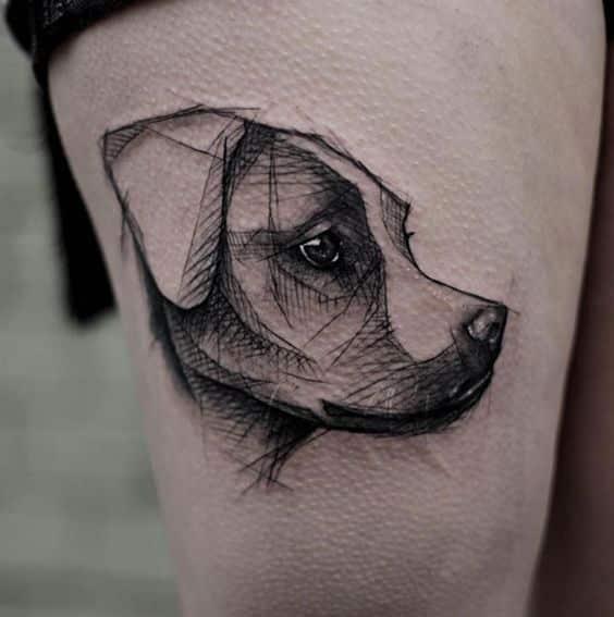Tatuajes Para Mujeres De Perros (3)