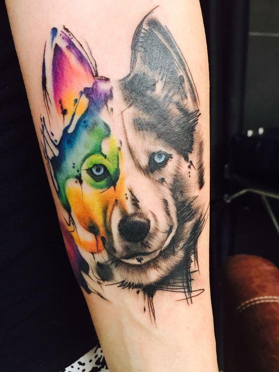Tatuajes Perros Para Hombres (1)