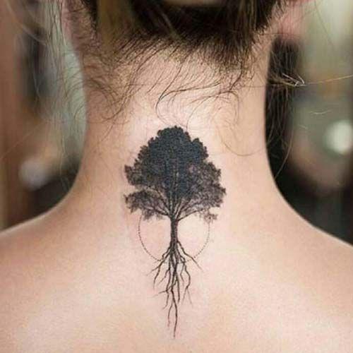 Arbolde La Vida Tatuajes En Espalda (6)