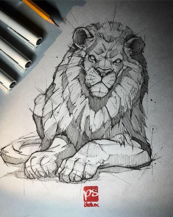 Dibujos A Lapiz Para Tatuajes (1)