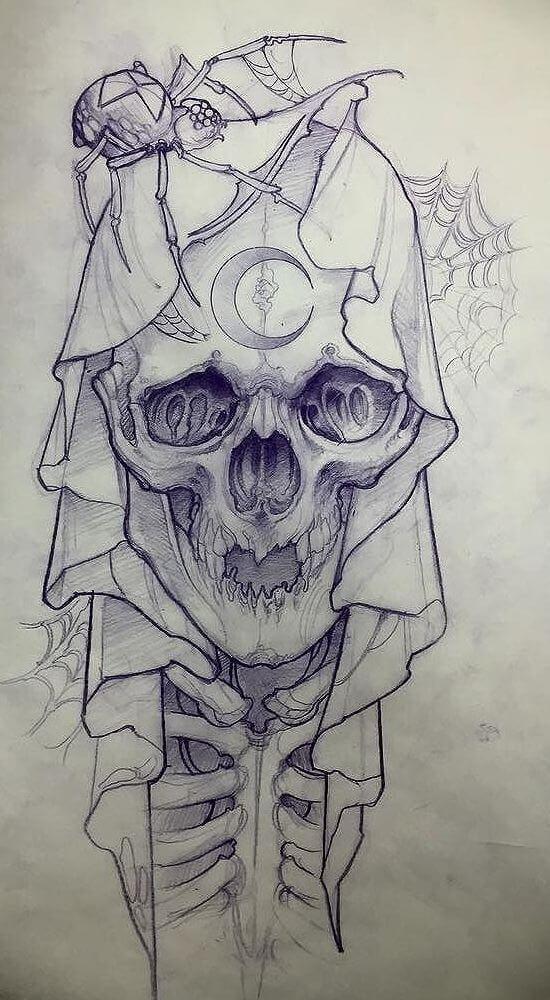 Dibujos A Lapiz Para Tatuajes (4)