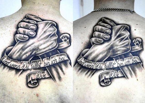 Hermanos De Sangre Tatuados (2)