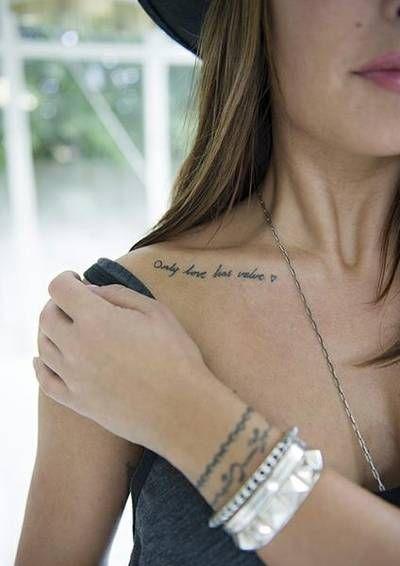 Imagenes De Tattoos En La Clavicula (3)