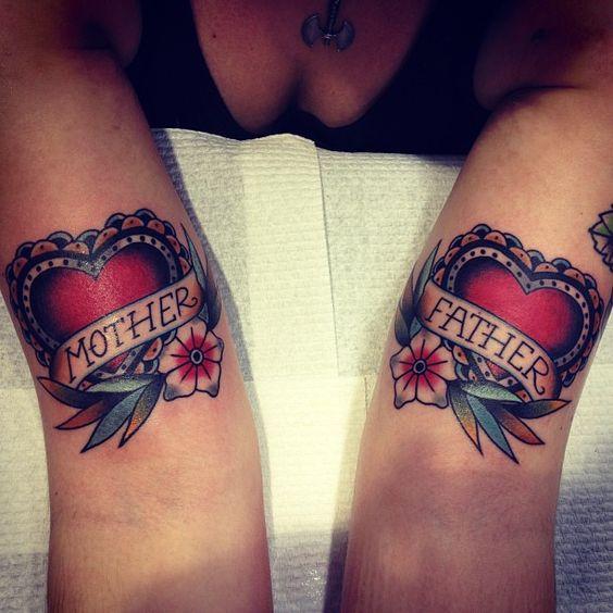 Simbolos En Tatuajes De Familia (5)