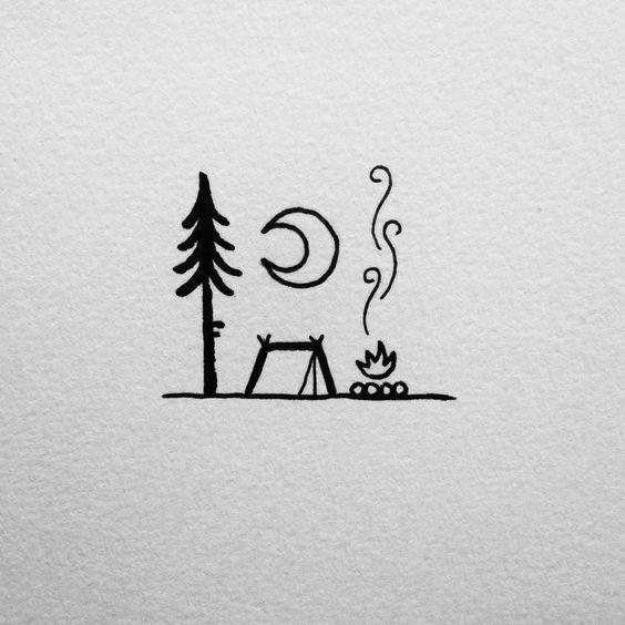 Tattoos De Dibujos Fáciles (1)