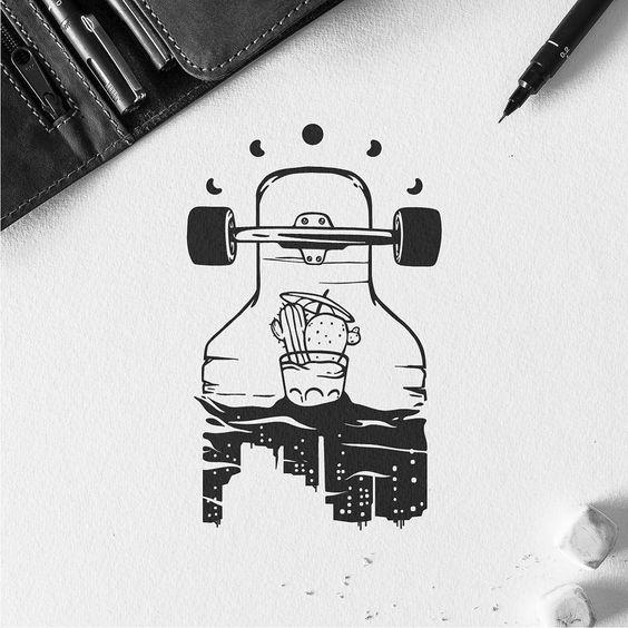Tattoos De Dibujos Fáciles (7)