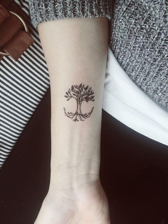 Tatuajes Arbol De Vida Brazo (3)