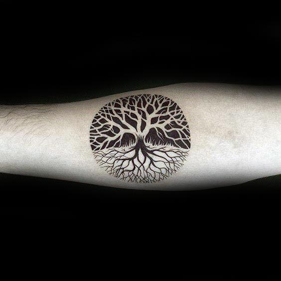 Tatuajes Arbol De Vida Brazo (6)