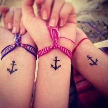 Tatuajes De Amigas De 3 (1)