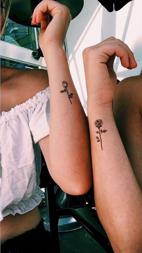 Tatuajes De Amigas En Los Brazos (3)