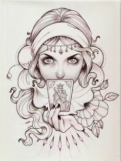 Tatuajes De Dibujos Para Mujeres (4)