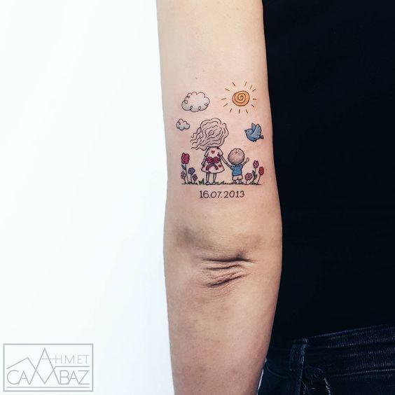 Tatuajes De Familia (1)
