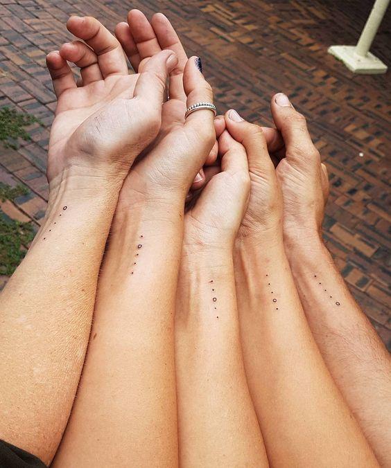 Tatuajes De Familia Que Simbolizan Unidad (3)