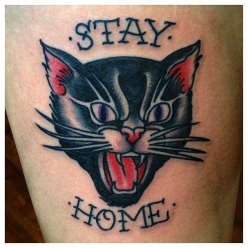 Tatuajes De Gatos En Hombres (7)