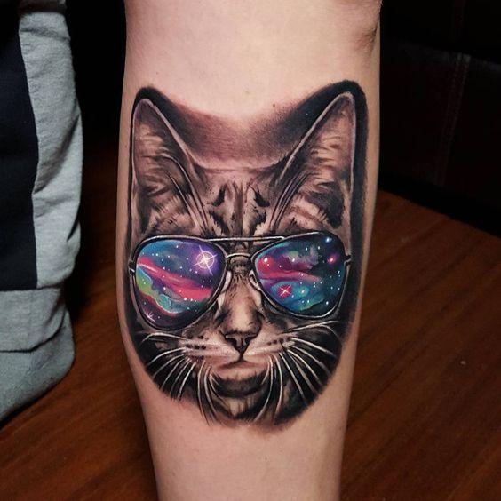 Tatuajes De Gatos En Hombres (8)