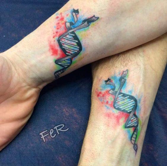 Tatuajes De Hermanos (2)