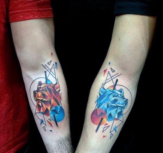 Tatuajes De Hermanos (4)