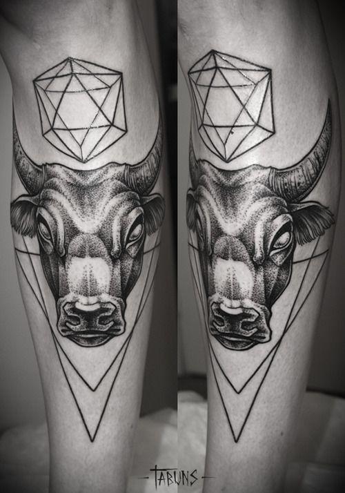 Tatuajes De Toros En El Brazo (4)