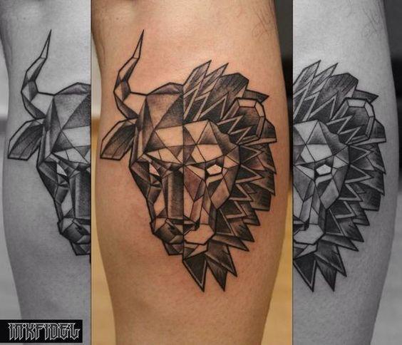 Tatuajes De Toros En El Brazo (8)