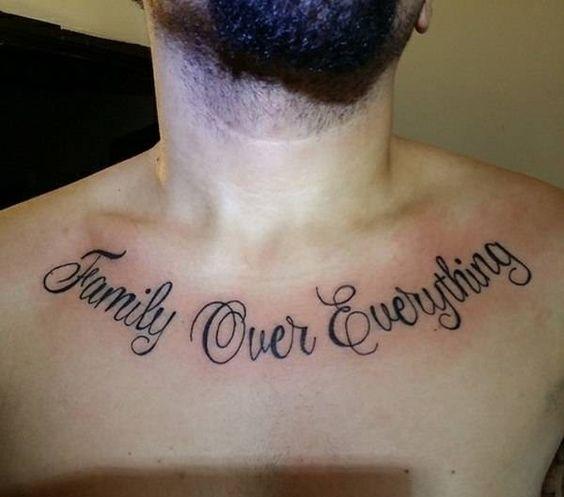 Tatuajes En El Pecho (1)