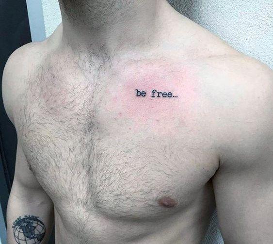 Tatuajes En El Pecho (2)