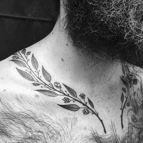 Tatuajes En La Clavicula Hombres (6)