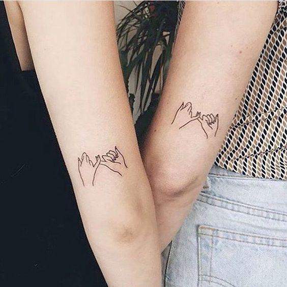 Tatuajes Para Amigas Originales (3)