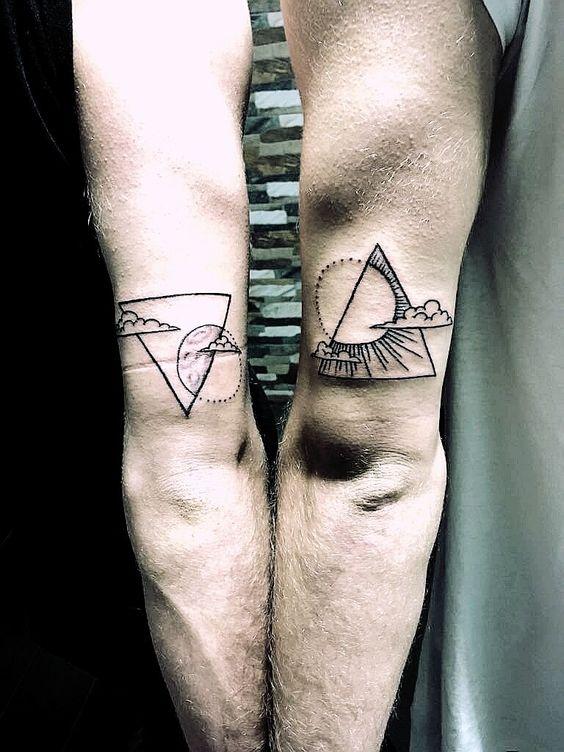 Tatuajes Para Hermanos Unisex (4)
