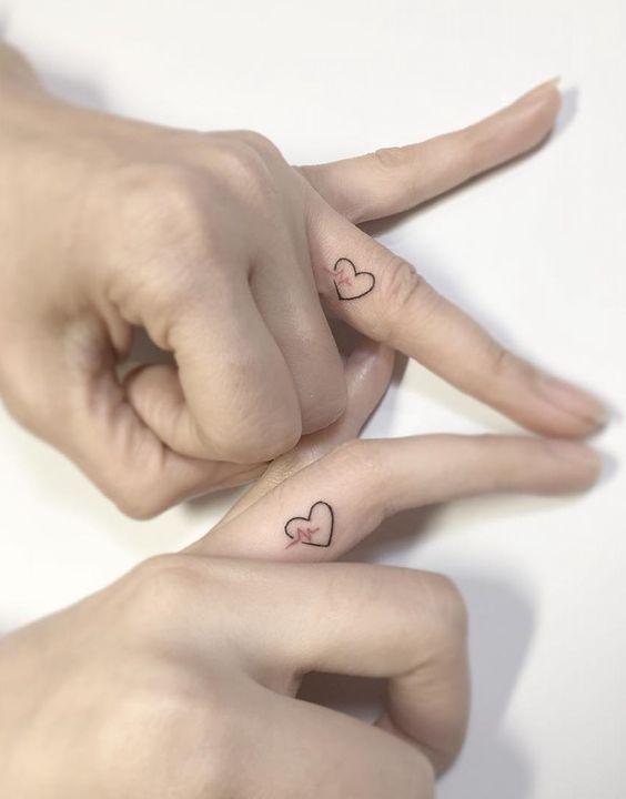 Tatuajes Sencillos Para Parejas (3)