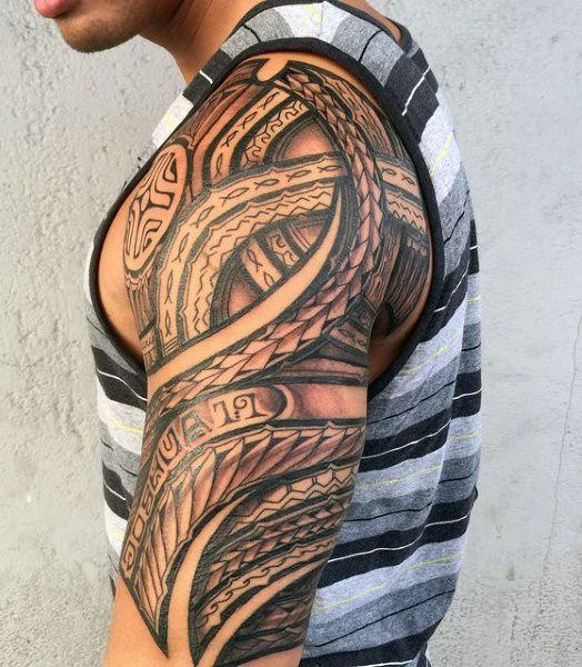 Tatuajes Para Hombres Tribales 3 1