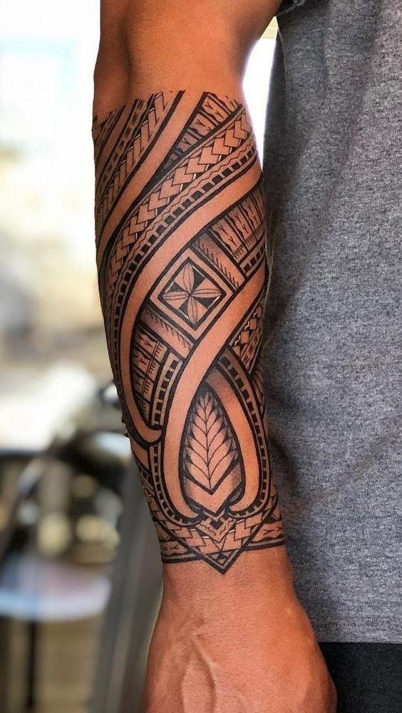 Tatuajes Para Hombres Tribales 4 1