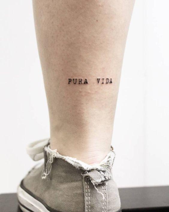 Tatuajes Pequeños Con Frases 3