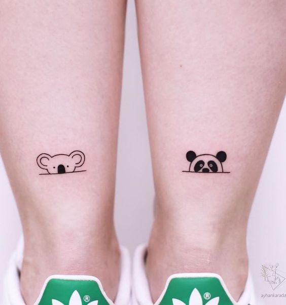 Tatuajes Pequeños De Animales 1