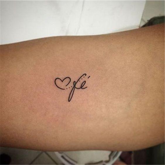 Tatuajes Pequeños De Corazones 5