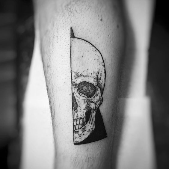 Tatouage Du Crâne Des Hommes (9)
