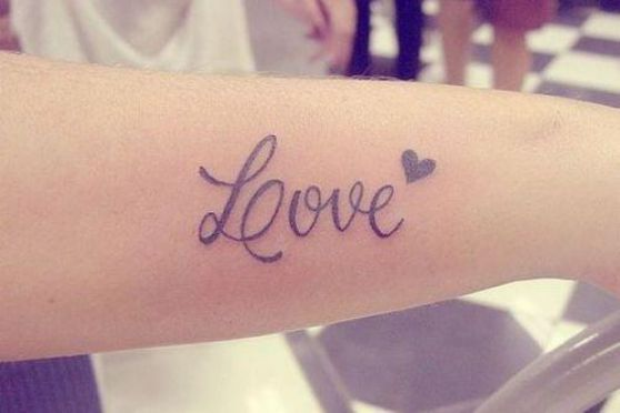 Tatouage Amour Et Fidelite (2)
