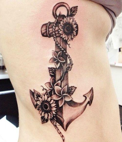 Tatouage Ancre Femme (16)