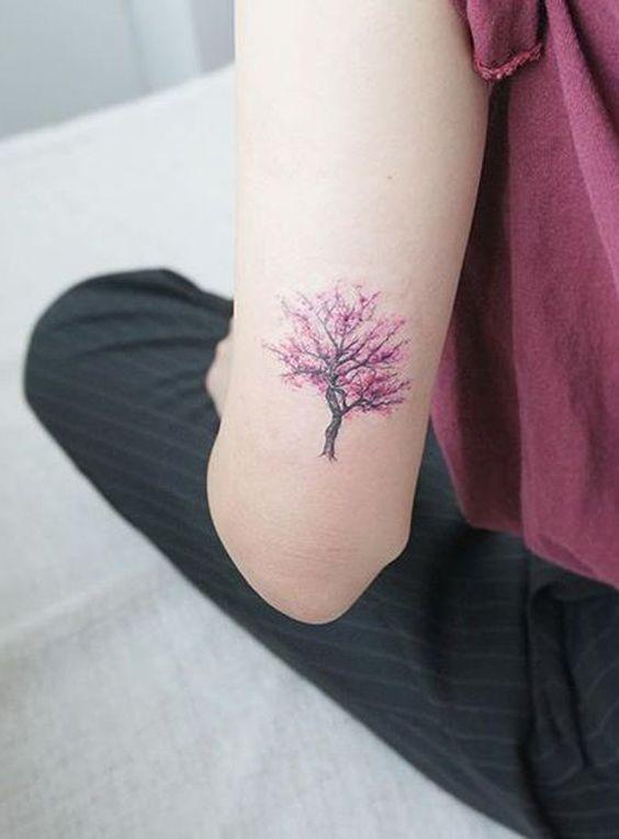 Tatouage Arbre Japonais (6)