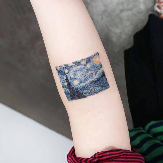 Tatouage Avant Bras Petit (9)