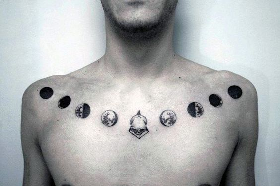 Tatouage Clavicule Homme (7)