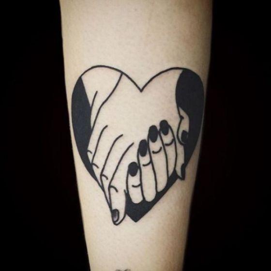 Tatouage Coeur (1)